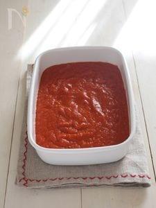 【つくりおき薬膳】クコ入りトマトソース