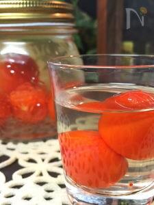 オシャレで美味しい【トマト酒】