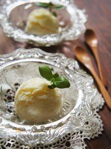 贅沢な味☆パルミジャーノ・レッジャーノ豆腐ヘルシージェラード