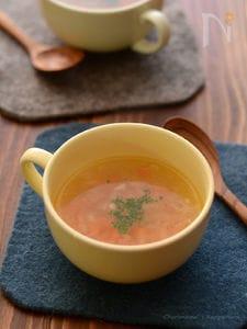 ベジタブルチキンスープ