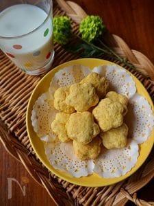 ホットケーキミックス使用!簡単ニンジンクッキー