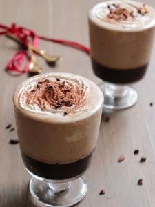 お砂糖不使用!大人なコーヒーチョコフラッペ