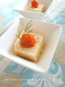 クリーミー濃厚☆塩麹豆腐乳