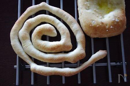 【楽パン♪】大きな大きな渦巻きチーズパン