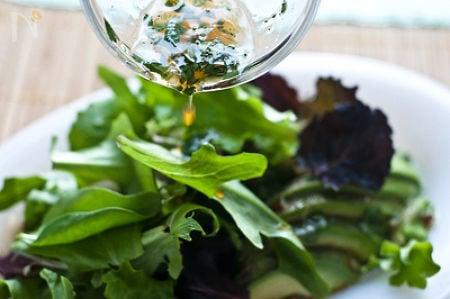 野菜がおいしい♩タイ風甘辛ドレッシング