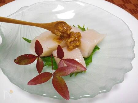 ◆醤油麹アレンジ☆西洋ワサビ漬(ホースラディッシュ)◆