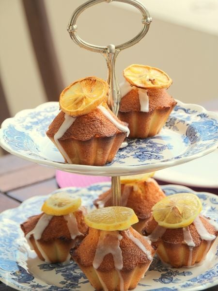 プチ・レモンケーキ