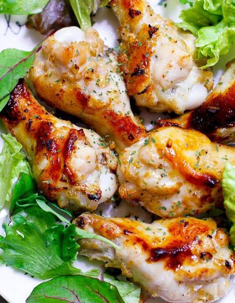 塩麹de旨味チキン。