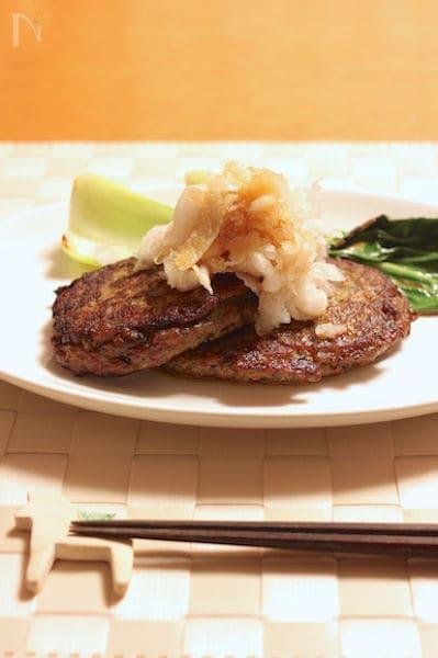 FPで☆ふわふわ豆腐とさかなバーグ