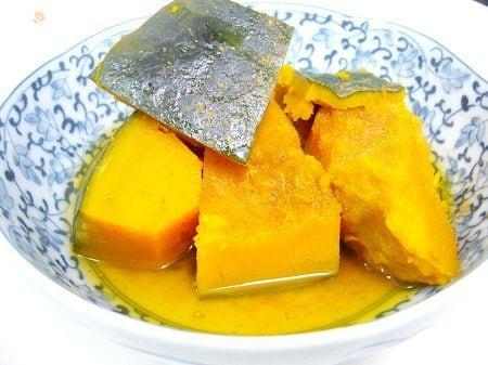 かぼちゃのシナモン煮