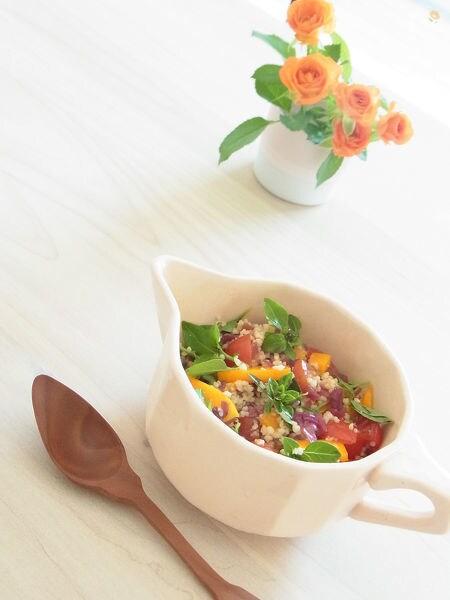 彩り野菜のタブレ