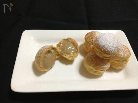 シュークリーム オ テ