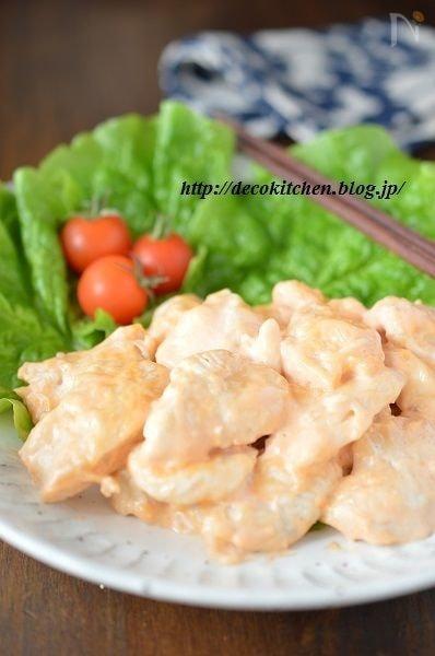 とりマヨが好き!鶏肉とマヨネーズを使ったおすすめレシピ13品の画像