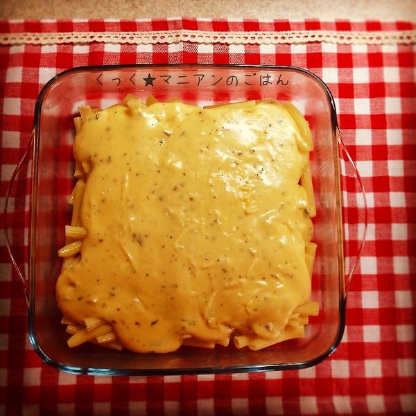 マカロニ&チーズ