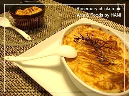 ローズマリーポテト&チキン