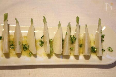 ピーチカブのイタリアンな前菜