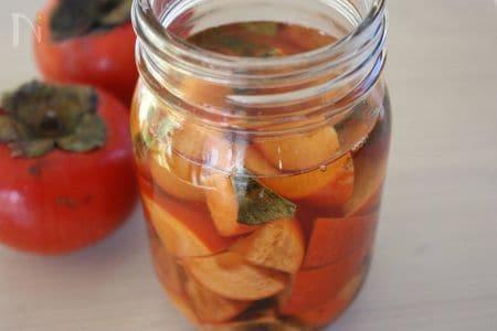 簡単♪手作り柿酢