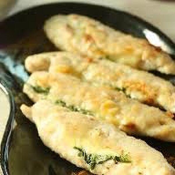 鶏ささみの大葉チーズはさみ焼き