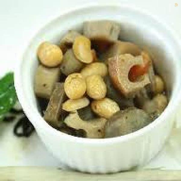 ふっくらおいしい五目豆