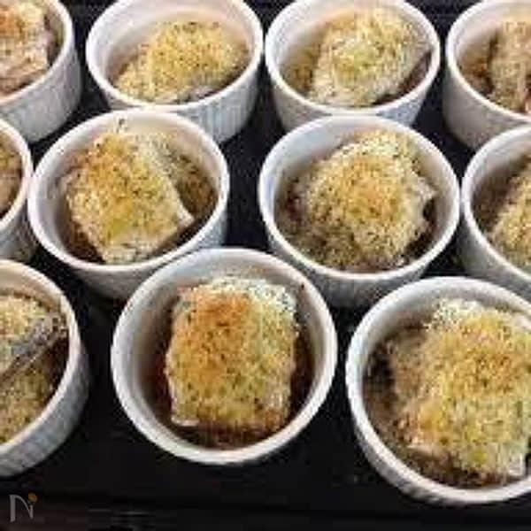 太刀魚のハーブパン粉オーブン焼き