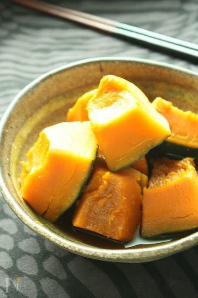 かぼちゃの煮付け