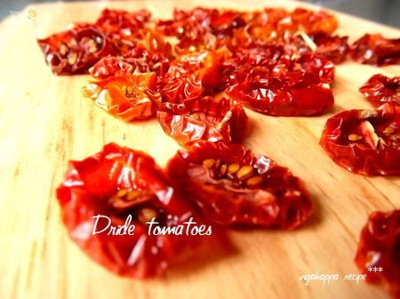 ≪自分で作っちゃうドライトマト≫