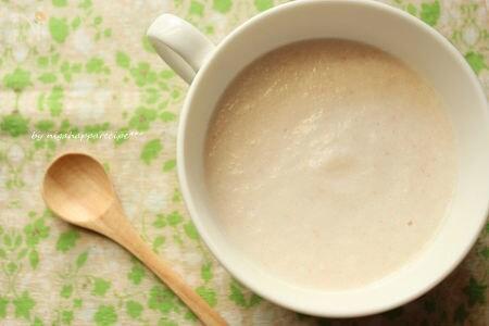 シンプル☆新玉ねぎのミルクポタージュ