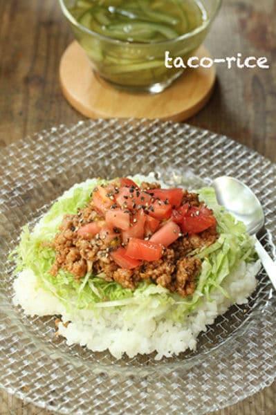 2. トマトケチャップで簡単味付け