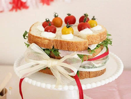 パーティーにピッタリ♪「ケーキイッチ」の作り方&アレンジ10選