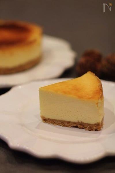 濃厚リッチ♡チーズケーキ