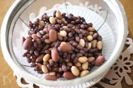 1番簡単な 豆の水煮