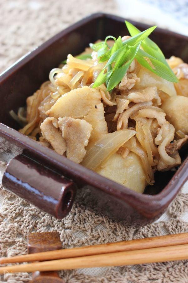 煮るなり焼くなり好き放題!里芋と豚肉のおすすめレシピ20選