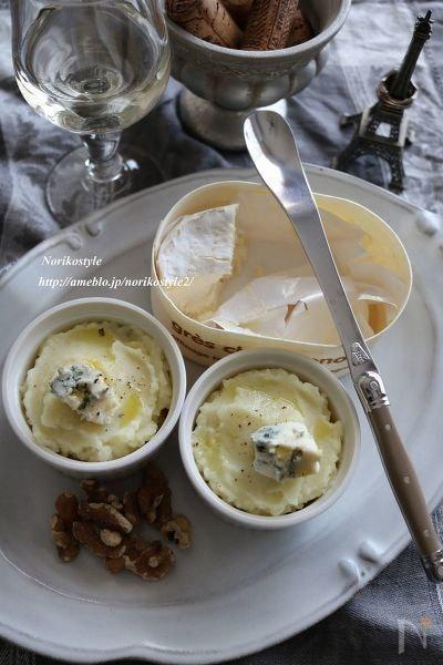 ブルーチーズクリームポテト
