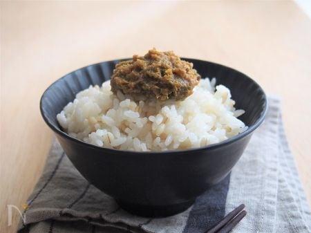 2.ふきのとう味噌