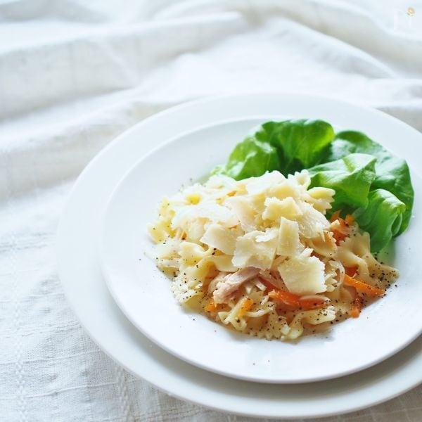 ファルファッレのチーズサラダ