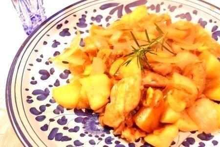 バルサミコチキン・ローズマリー風味