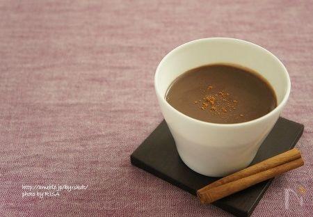 豆乳のチョコレートエッグノック by りささん