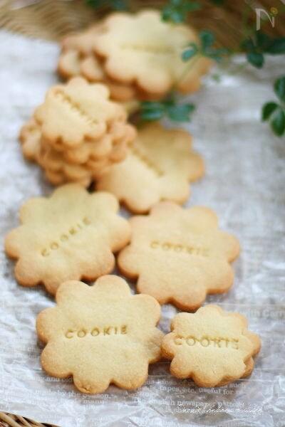 アーモンドプードルたっぷり♪ サクサク♪クッキー♪