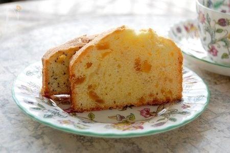 ぶんたんピールのパウンドケーキ