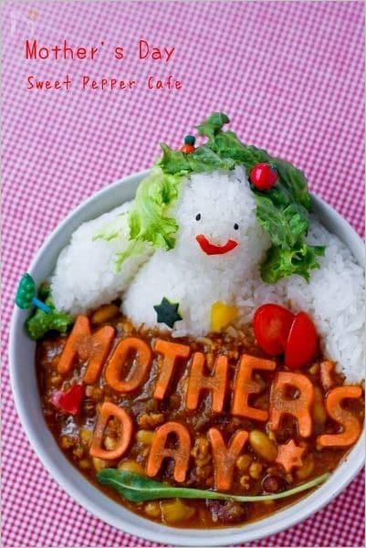 母の日は、ママにもリラックスタイムを。