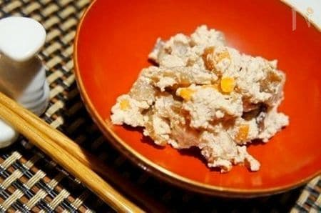 イージースモーカーで、最強肴、燻製白和え
