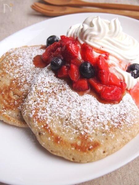 大人のパンケーキ