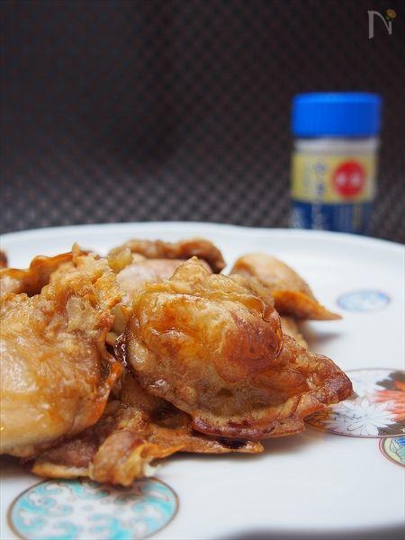 電子レンジでチン!天塩やきしお鶏から揚げ