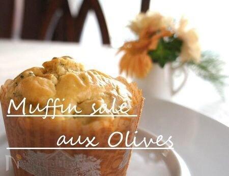 具たくさん米粉のマフィンサレ Muffins salés