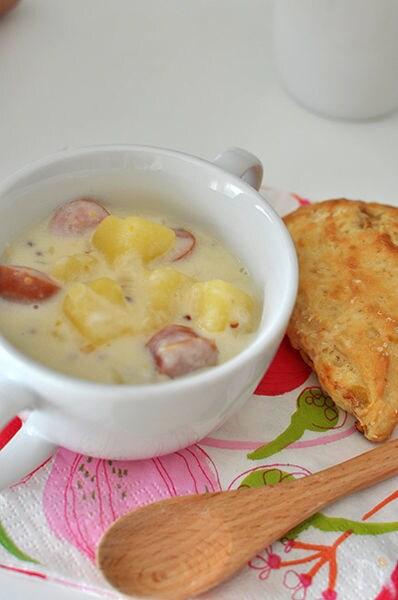 ジャーマンポテトスープ