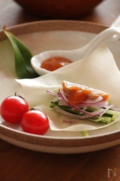 自家製テンメンジャン。