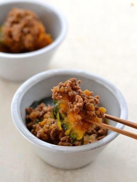 中華風かぼちゃのうま煮