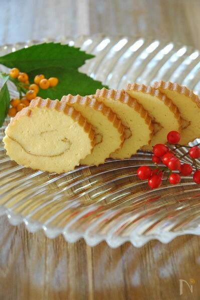 チーズ伊達巻き(洋風おせち)
