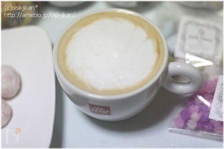 基本のカフェラテ
