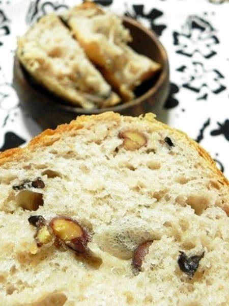 黒豆食パン